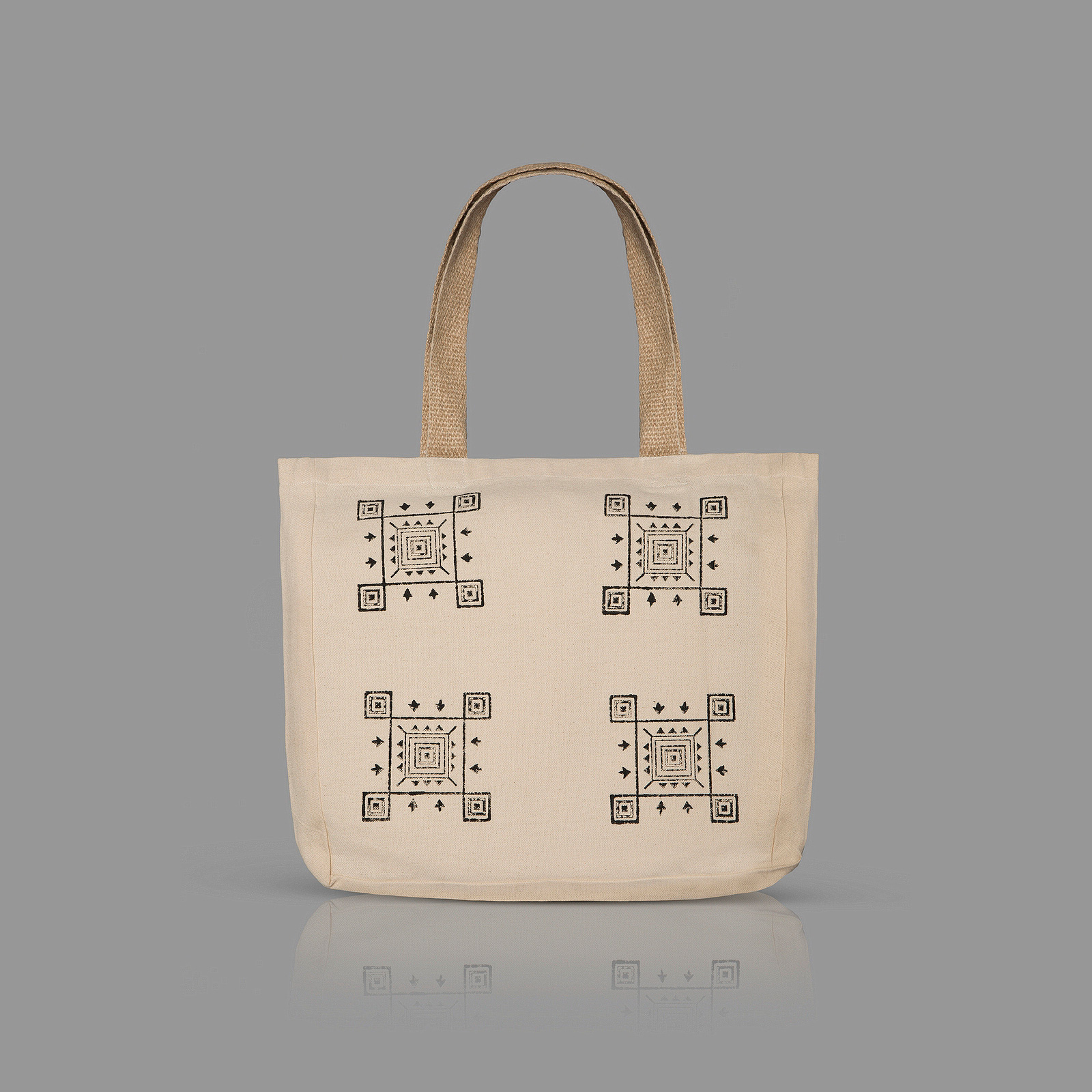 Block Print Bags